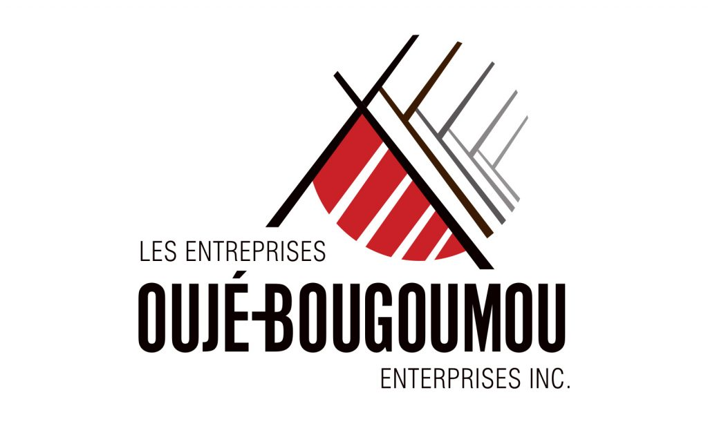Oujé-Bougoumou Logo