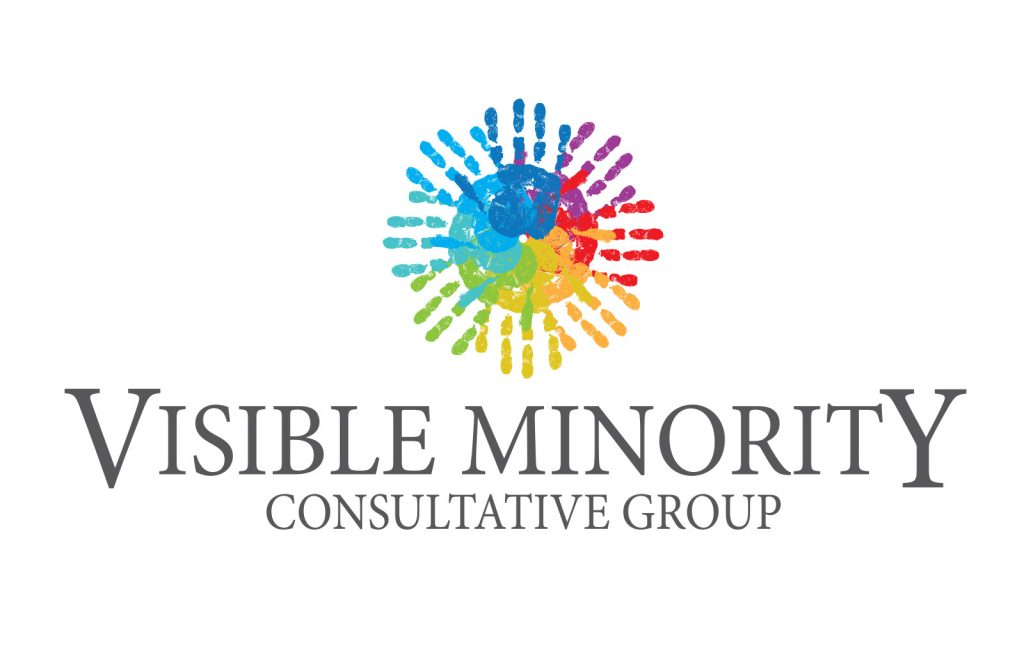 Visible Minority Consultative Group Logo