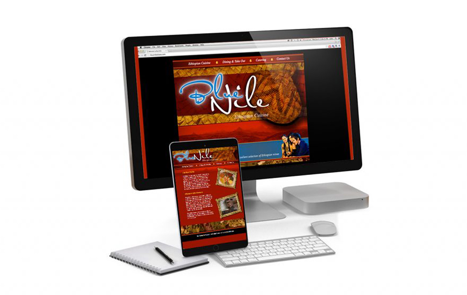 BlueNile-Website